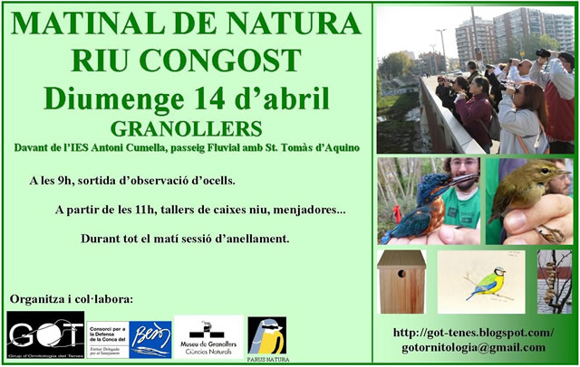 Matinal natura Granollers
