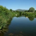 Riu Congost La Garriga