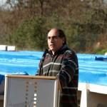 Francesc Sabater, catedràtic Ecologia de l'UB