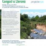 Programa jornada descoberta riu Congost a Llerona