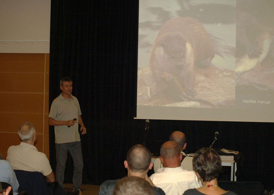 Conferència: El retorn de la llúdriga al riu Tenes 3