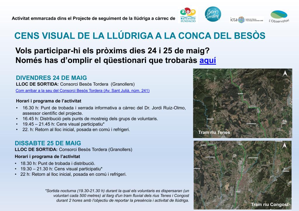 Presentació PLA DE GESTIÓ XARXA NATURA 2000 DEL RIU CONGOST